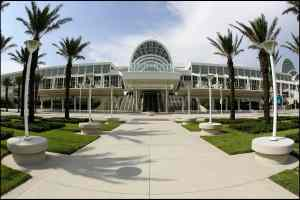 The Orange County Convention Centre, South Concourse (photo credit, Mike Sharp)