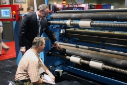 Meeting with exhibitors and viewing new equipment is a key reason to attend ICE USA.